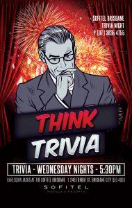 Harlequin Jacks Bistro .. Brisbane City, Wednesday Trivia @ Harlequin Jacks, Sofitel Brisbane Central. | Brisbane | Queensland | Australia