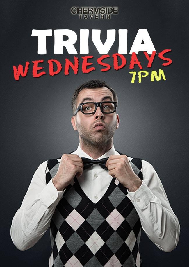 Chermside Trivia - Wednesday - 7pm @ Chermside Tavern | Chermside | Queensland | Australia