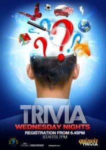 Blue Pacific Hotel - Bribie Island Trivia Wednesday @ Blue Pacific Hotel - Bribie Island | Woorim | Queensland | Australia