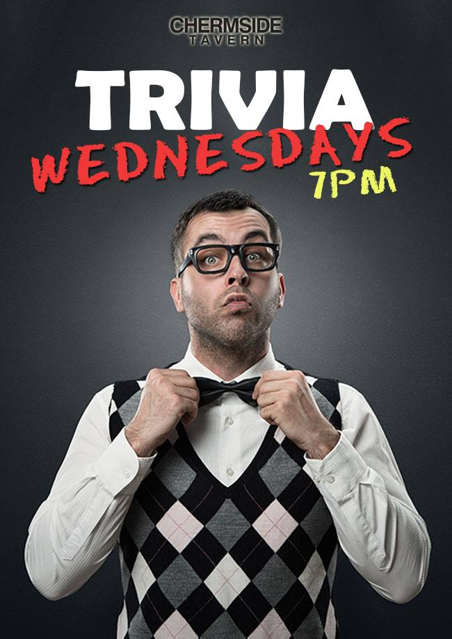 Chermside Trivia - Wednesday - 7pm @ Chermside Tavern | Chermside | Queensland | Australia