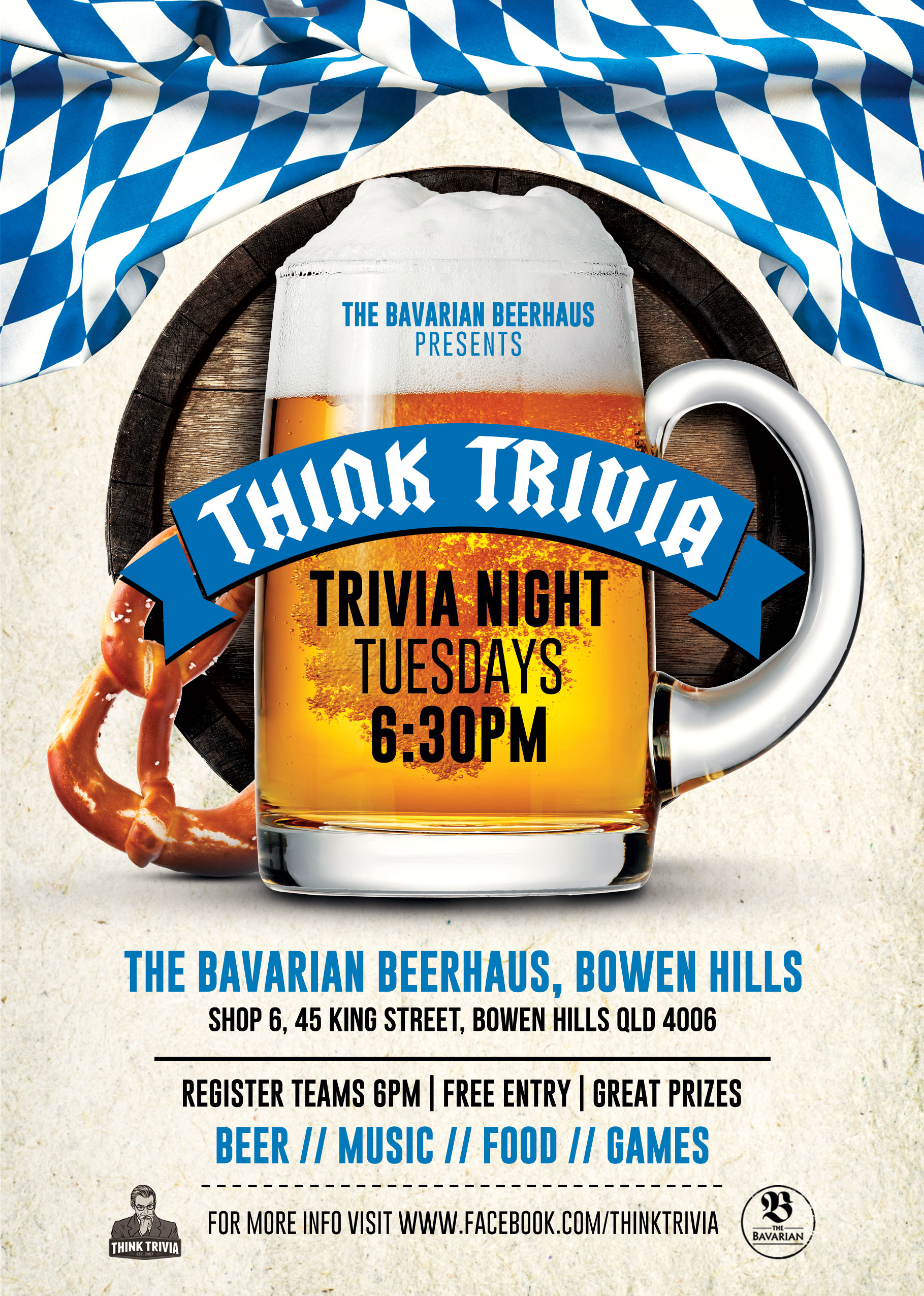Tuesday Trivia Night